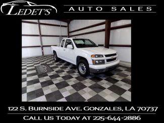 2010 Chevrolet Colorado Work Truck - Ledet's Auto Sales Gonzales_state_zip in Gonzales