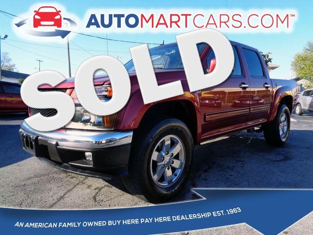 2010 Chevrolet Colorado LT w/2LT | Nashville, Tennessee | Auto Mart Used Cars Inc. in Nashville Tennessee
