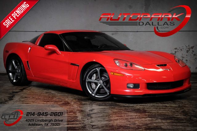 2010 Chevrolet Corvette Z16 Grand Sport w/ 1LT in Addison TX, 75001