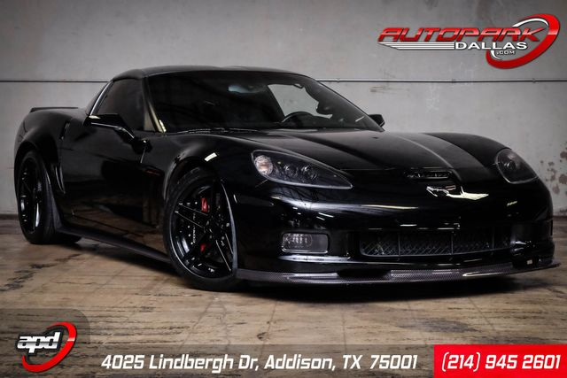 2010 Chevrolet Corvette Z16 Grand Sport A&A Supercharger