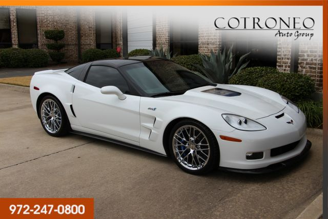 2010 Chevrolet Corvette ZR1 w/3ZR in Addison, TX 75001