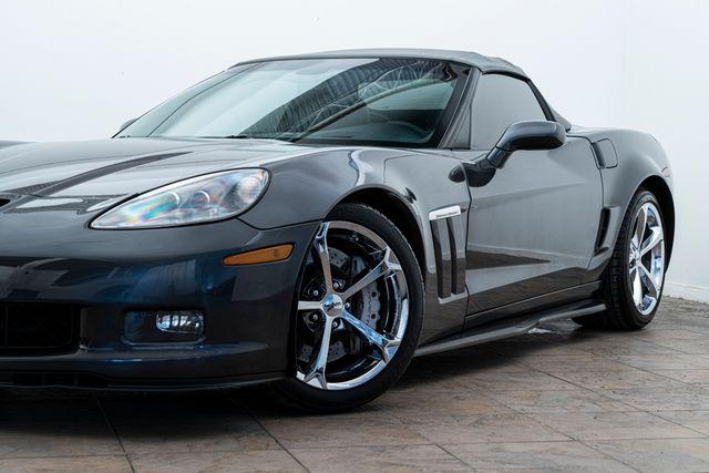 2010 Chevrolet Corvette Grand Sport 4LT Convertible in Addison, TX 75001