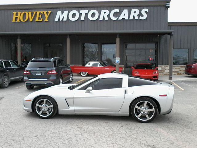 2010 Chevrolet Corvette w/2LT
