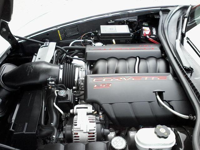 2010 Chevrolet Corvette w/2LT Boerne, Texas 22