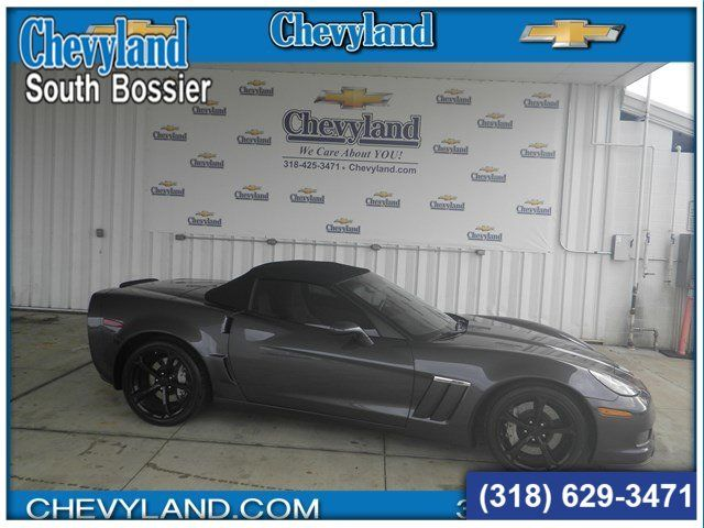 2010 Chevrolet Corvette Z16 Grand Sport w/3LT in Bossier City LA, 71112