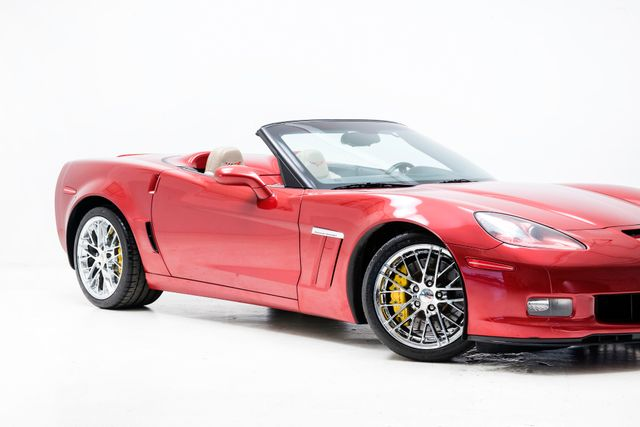 2010 Chevrolet Corvette Grand Sport 3LT With Upgrades in TX, 75006