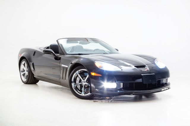 2010 Chevrolet Corvette Grand Sport in TX, 75006