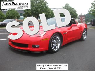 2010 Sold Chevrolet Corvette Z16 Grand Sport w/3LT Conshohocken, Pennsylvania