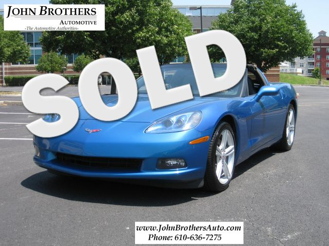 2010 Sold Chevrolet Corvette Conshohocken, Pennsylvania