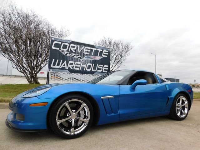 2010 Chevrolet Corvette Z16 Grand Sport 3LT, NAV, MagnaFlow, Chromes 47k in Dallas, Texas 75220