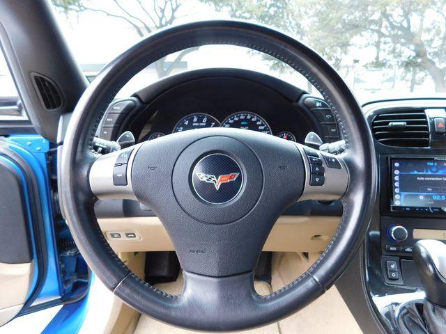 2010 Chevrolet Corvette Z16 Grand Sport 3LT, NAV, MagnaFlow, Chromes 47k in Dallas, Texas 75220