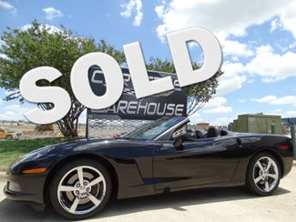 2010 Chevrolet Corvette Convertible 3LT, F55, NAV, NPP, Chromes 11k! | Dallas, Texas | Corvette Warehouse  in Dallas Texas