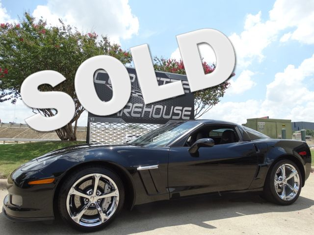 2010 Chevrolet Corvette Z16 Grand Sport 3LT, NAV, NPP, Auto, Chromes 12k! | Dallas, Texas | Corvette Warehouse  in Dallas Texas