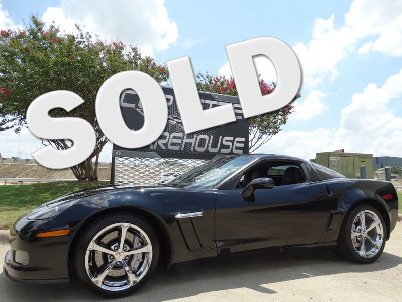 2010 Chevrolet Corvette Z16 Grand Sport 3LT, NAV, NPP, Auto, Chromes 12k! | Dallas, Texas | Corvette Warehouse