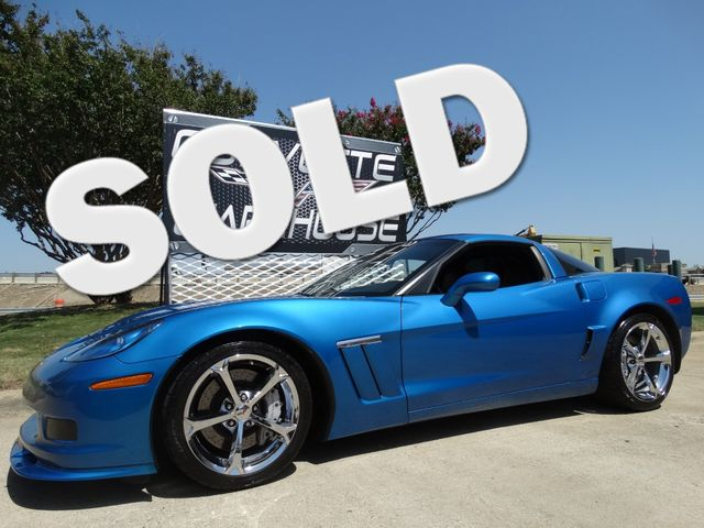2010 Chevrolet Corvette Z16 Grand Sport 3LT, NAV, NPP, Chromes 52k! | Dallas, Texas | Corvette Warehouse  in Dallas Texas