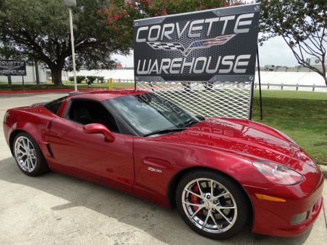 2010 Chevrolet Corvette Z06 2LZ, NAV, NPP, Chromes, 1/68 Made, Only 32k! | Dallas, Texas | Corvette Warehouse  in Dallas, Texas