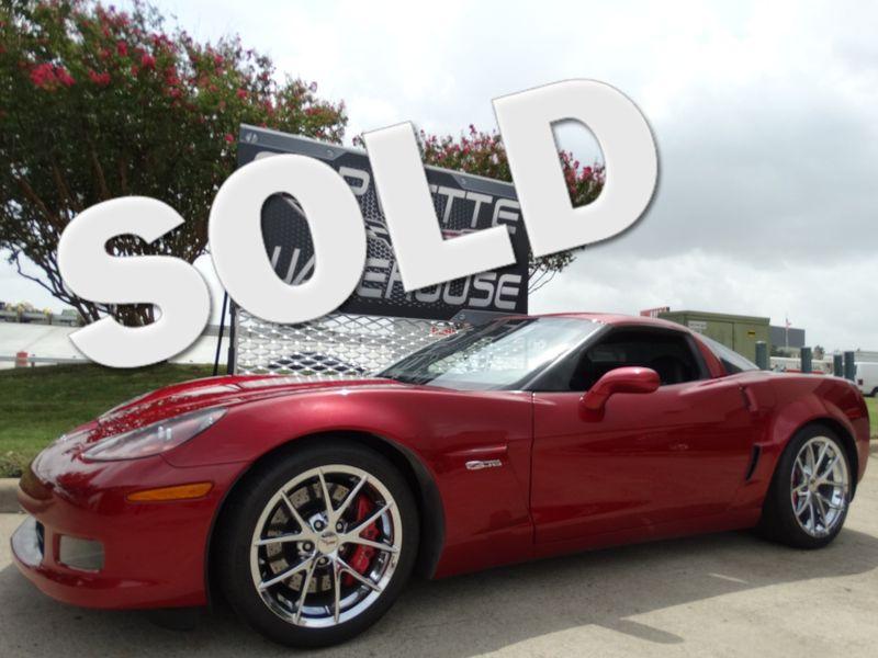 2010 Chevrolet Corvette Z06 2LZ, NAV, NPP, Chromes, 1/68 Made, Only 32k!   Dallas, Texas   Corvette Warehouse