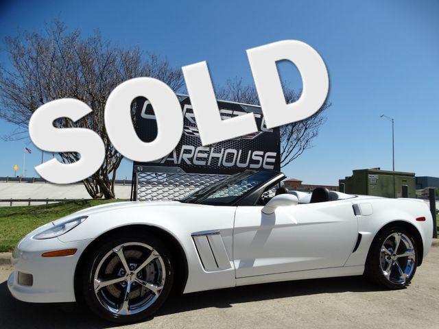 2010 Chevrolet Corvette Z16 Grand Sport Auto, CD, Chrome Wheels 39k!   Dallas, Texas   Corvette Warehouse  in Dallas Texas