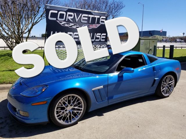 2010 Chevrolet Corvette Z16 Grand Sport ZR1 Chrome Wheels, 21k!   Dallas, Texas   Corvette Warehouse  in Dallas Texas