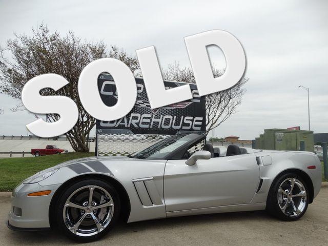 2010 Chevrolet Corvette Grand Sport Heritage 3LT, NPP, NAV, Chromes 57k | Dallas, Texas | Corvette Warehouse  in Dallas Texas