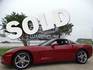 2010 Chevrolet Corvette Coupe 3LT, 6 Speed, NAV, NPP, Chromes, Only 7k! | Dallas, Texas | Corvette Warehouse  in Dallas Texas