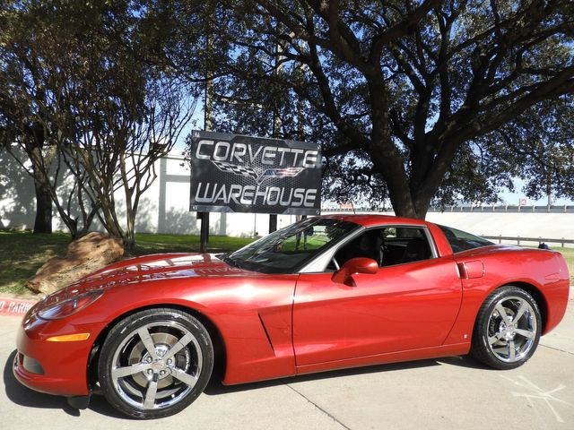 2010 Chevrolet Corvette Coupe 3LT, NAV, NPP, 6 Speed, Chromes, Only 10k! | Dallas, Texas | Corvette Warehouse  in Dallas Texas