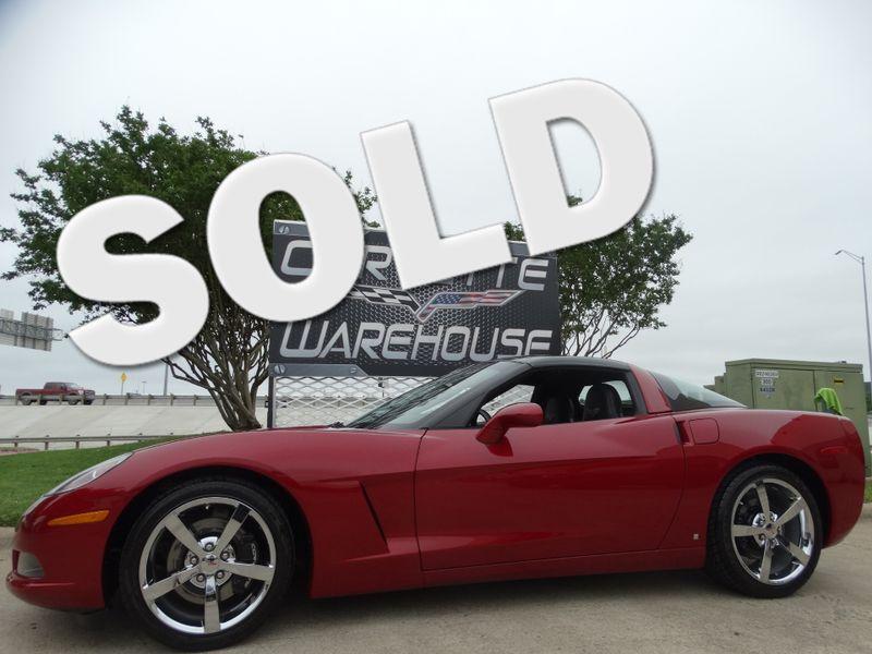 2010 Chevrolet Corvette Coupe 3LT, 6 Speed, NAV, NPP, Chromes, Only 7k! | Dallas, Texas | Corvette Warehouse