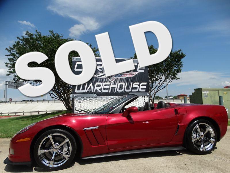 2010 Chevrolet Corvette Z16 Grand Sport 3LT, NAV, NPP, Chrome Wheels 54k! | Dallas, Texas | Corvette Warehouse