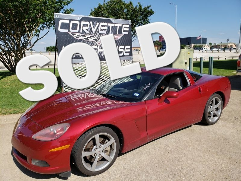 2010 Chevrolet Corvette Coupe 3LT, Auto, Chrome Wheels, NICE! | Dallas, Texas | Corvette Warehouse