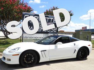 2010 Chevrolet Corvette Z16 Grand Sport 3LT, Glass Top, Black Alloys 73k! | Dallas, Texas | Corvette Warehouse  in Dallas Texas