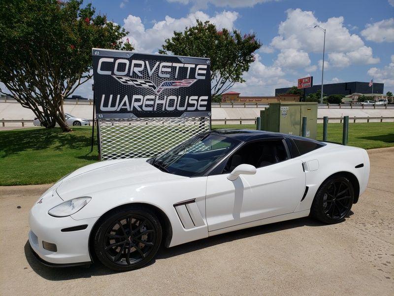 2010 Chevrolet Corvette Z16 Grand Sport 3LT, Glass Top, Black Alloys 73k!   Dallas, Texas   Corvette Warehouse