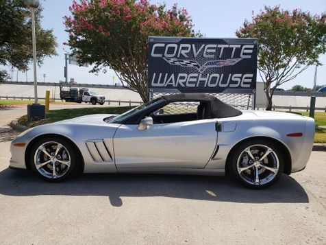 2010 Chevrolet Corvette Z16 Grand Sport 2LT, Auto, NPP, Chrome Wheels! | Dallas, Texas | Corvette Warehouse  in Dallas, Texas