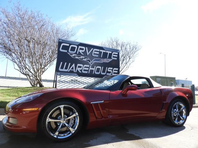 2010 Chevrolet Corvette Z16 Grand Sport 3LT, NAV, NPP, Chromes 45k! | Dallas, Texas | Corvette Warehouse  in Dallas Texas