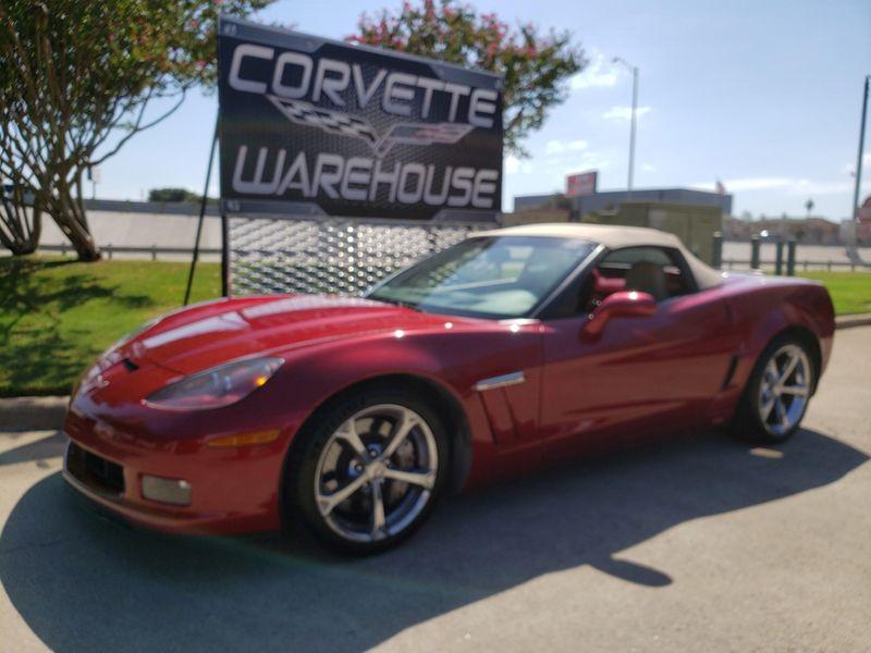 2010 Chevrolet Corvette Z16 Grand Sport 3LT, NAV, NPP, Chromes 45k! | Dallas, Texas | Corvette Warehouse