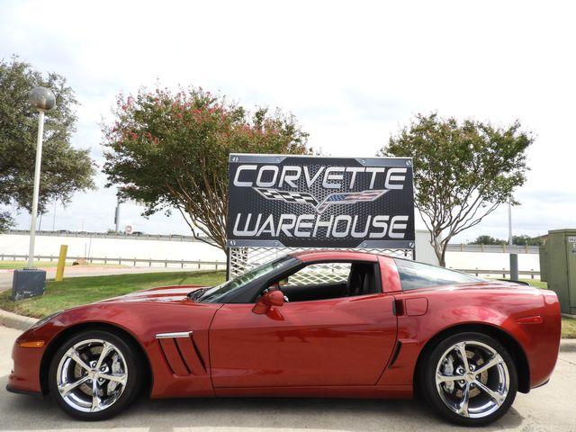 2010 Chevrolet Corvette Z16 Grand Sport 3LT, Auto, Chromes, 1-Owner 3k!! | Dallas, Texas | Corvette Warehouse  in Dallas Texas