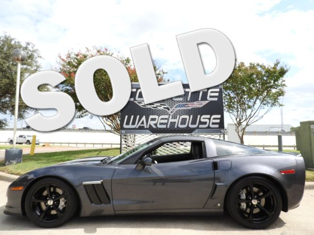 2010 Chevrolet Corvette Z16 Grand Sport  6 Speed, NPP, Black Wheels, NICE! | Dallas, Texas | Corvette Warehouse  in Dallas Texas