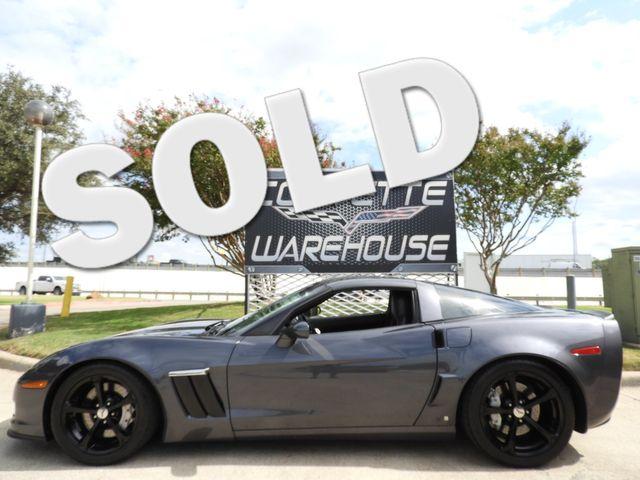 2010 Chevrolet Corvette Z16 Grand Sport  6 Speed, NPP, Black Wheels, NICE! | Dallas, Texas | Corvette Warehouse  in Dallas Texas