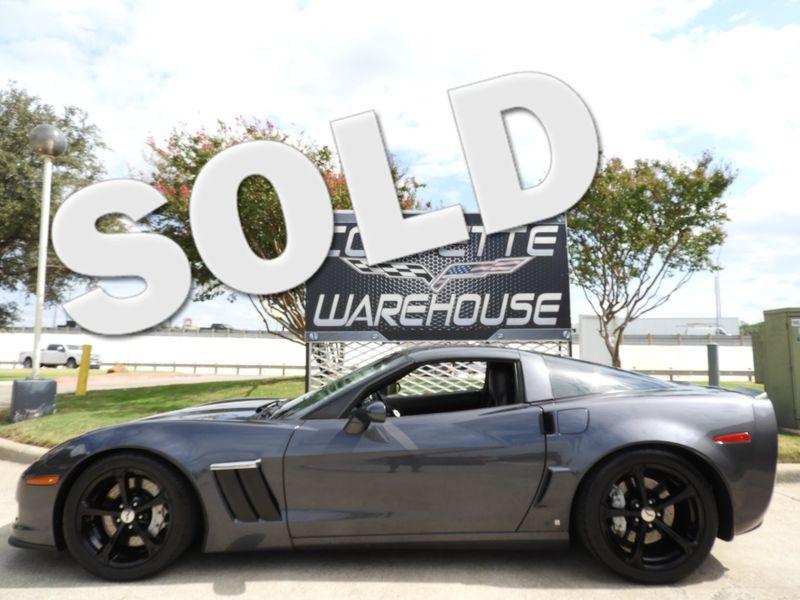 2010 Chevrolet Corvette Z16 Grand Sport  6 Speed, NPP, Black Wheels, NICE! | Dallas, Texas | Corvette Warehouse