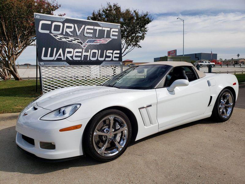 2010 Chevrolet Corvette Z16 Grand Sport 3LT, NAV, NPP, Chromes, Only 7k! | Dallas, Texas | Corvette Warehouse