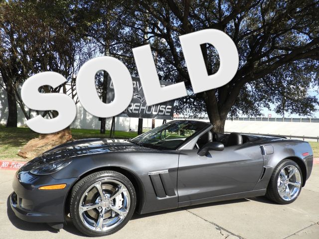 2010 Chevrolet Corvette Z16 Grand Sport Convertible 3LT, NAV, NPP, 47k! | Dallas, Texas | Corvette Warehouse  in Dallas Texas