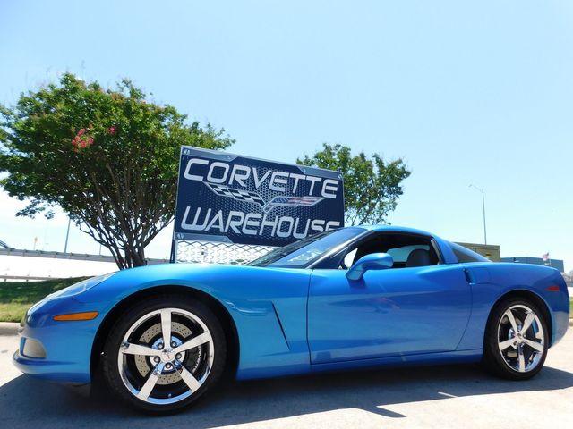 2010 Chevrolet Corvette Coupe 3LT, F55, NPP, Auto, Chromes 61k