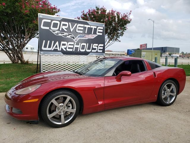 2010 Chevrolet Corvette Coupe Auto, CD Player, NPP, Chrome Wheels, 76k in Dallas, Texas 75220