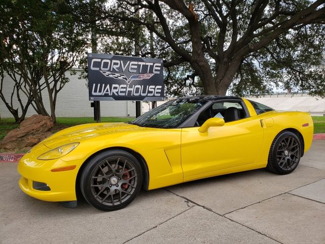 2010 Chevrolet Corvette Coupe 6 Speed, CD, NPP, Only 28k