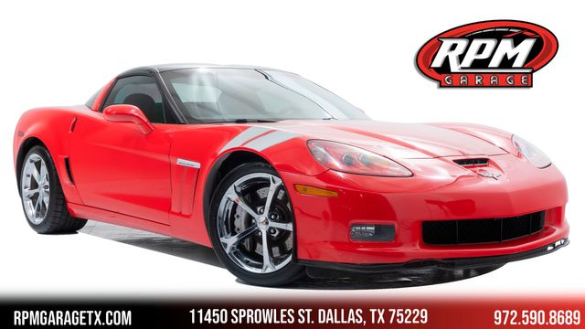 2010 Chevrolet Corvette Z16 Grand Sport w/4LT