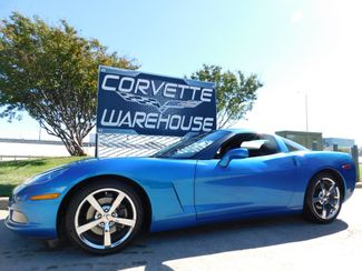 2010 Chevrolet Corvette Coupe 2LT, CD Player, Auto, Chrome Wheels, 57k in Dallas, Texas 75220