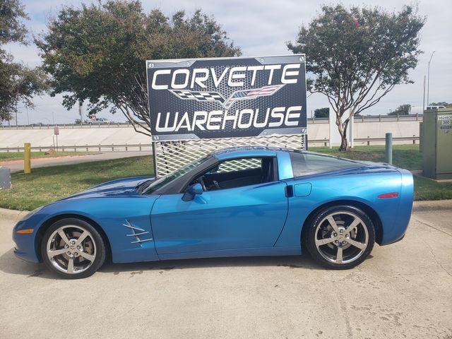 2010 Chevrolet Corvette Coupe 2LT, CD Player, Auto, Chrome Wheels, 57k in Dallas, Texas 75220