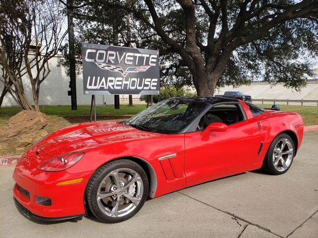 2010 Chevrolet Corvette Z16 Grand Sport 4LT, NAV, NPP, Auto, Chromes 55k