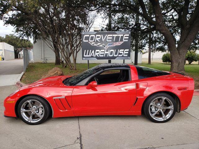 2010 Chevrolet Corvette Z16 Grand Sport 4LT, NAV, NPP, Auto, Chromes 55k in Dallas, Texas 75220