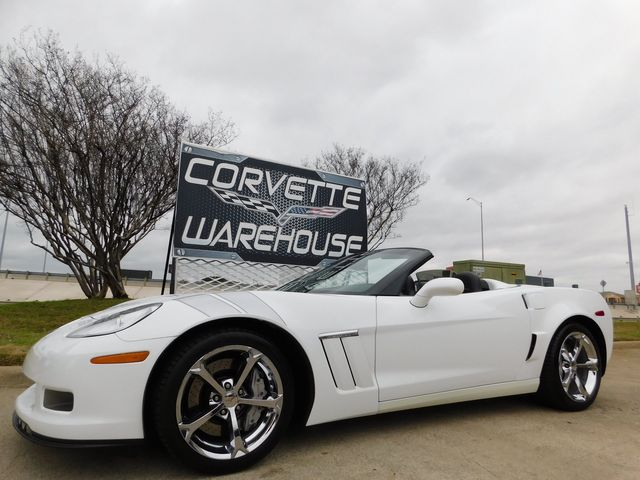 2010 Chevrolet Corvette Z16 Grand Sport 3LT, Heritage, Auto, Chromes 18k in Dallas, Texas 75220