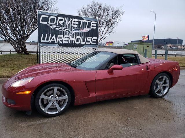 2010 Chevrolet Corvette Convertible 3LT, F55, 6-Speed, Pwr Top, 14k in Dallas, Texas 75220